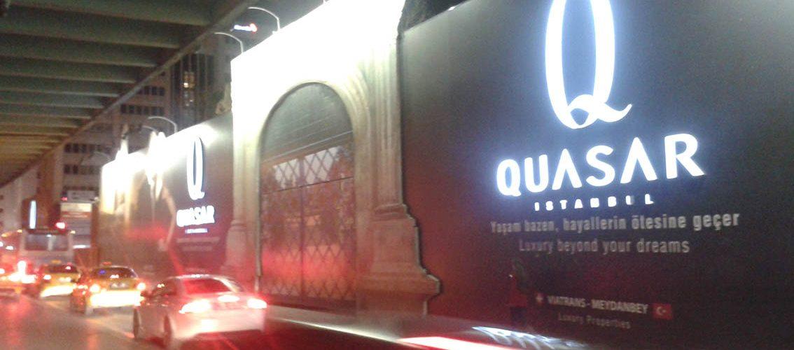 quasar kapı